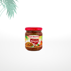 Sauce rougail 200g Royal Bourbon