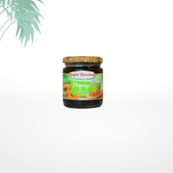 Confiture de papaye 250g Royal Bourbon