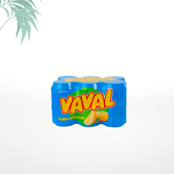 Soda vaval pamplemousse (33cl x 6)