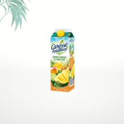 Jus ananas - mangue - citron 1L Caresse Antillaise