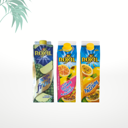 Assortiment de jus Royal