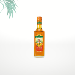 "Liqueur ""shrubb"" aux écorces d'orange 35° 70cl Dormoy"