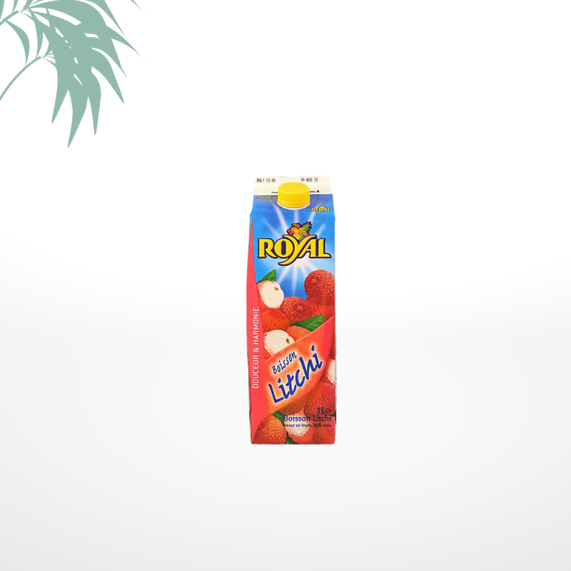 Jus de fruit de la Litchi 1L Royal