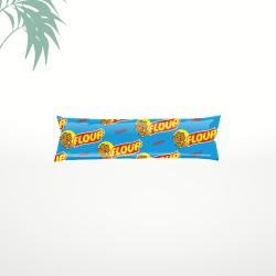 Floup à l'orange bleue- Lot de 4