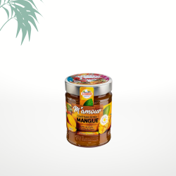 Confiture de mangue 325g M'amour