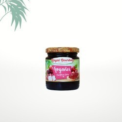 Confiture de goyavier 250g Royal Bourbon