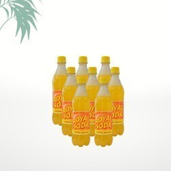 Pack de Royal Soda d'ananas (50clx8)