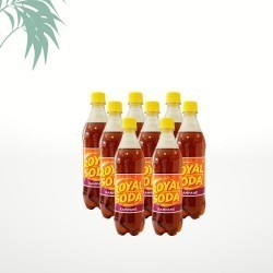 Pack de Royal Soda kampagne (8X50cl)